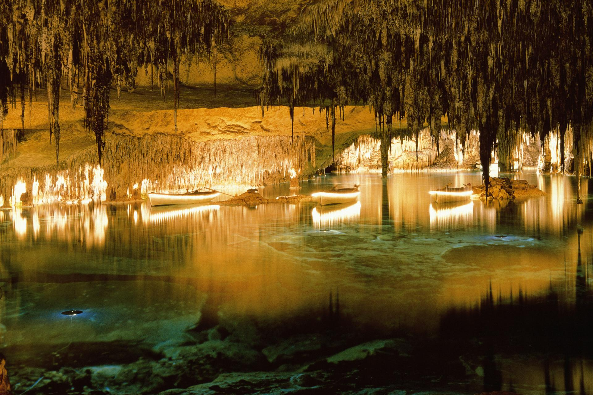 Cuevas del Drach en National Geographic España